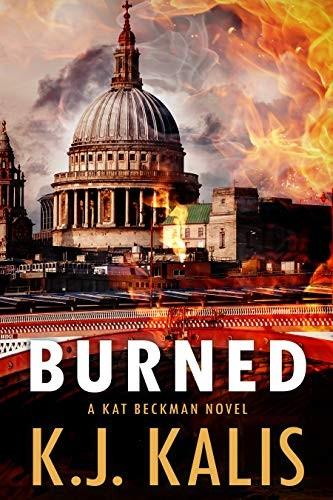 Burned by K. J. Kalis