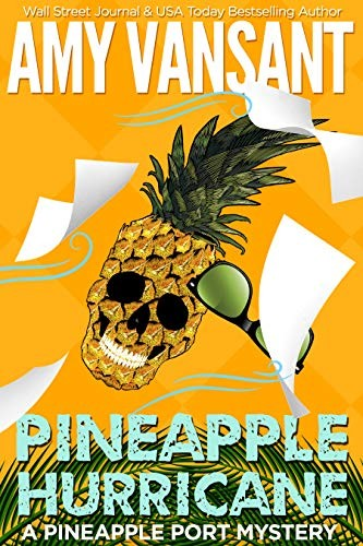 Pineapple Hurricane by Amy Vansant