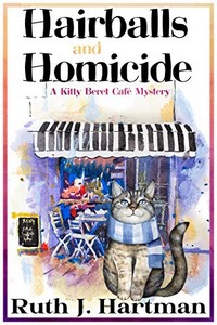 Hairballs and Homicide by Ruth J. Hartman