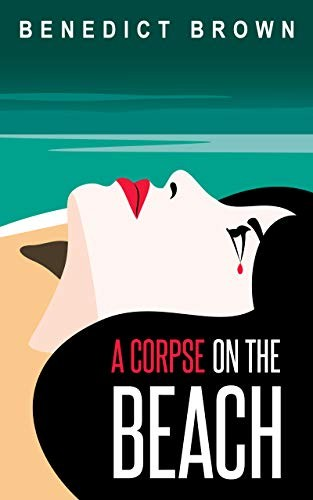 A Corpse on the Beach by Benedict Brown