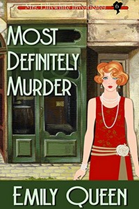 Most Definitely Murder by Emily Queen