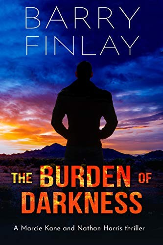 The Burden of Darkness by Barry Finlay