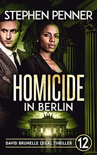 Homicide in Berlin by Stephen Penner
