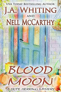 Blood Moon by J. A Whiting and Nell McCarthy