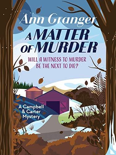 A Matter of Murder by Ann Granger