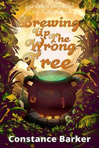 Brewing Up the Wrong Tree by Constance Barker