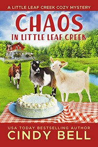 Chaos in Little Leaf Creek by Cindy Bell