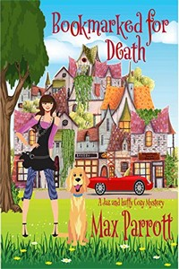 Bookmarked for Death by Max Parrott