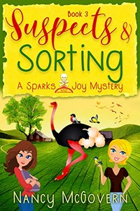Suspects & Sorting by Nancy McGovern